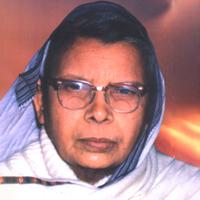 Mahadevi Varma's Photo'