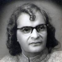 Sumitranandan Pant's Photo'